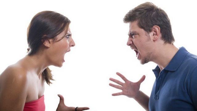 Les crises de couple